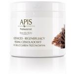APIS PROFESSIONAL odżywczo-regenerujący peeling czekoladowy z cukrem trzcinowym
